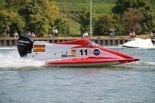 ADAC Motorboot Masters - Finale in Lauffen: Edgaras Riabko holt den Titel