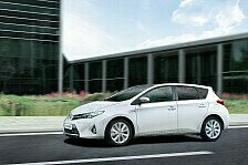 Auto - Auris, Auris Touring Sports & Verso : Drei neue Toyota Kompakte in Paris