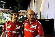 Formel 1 - Wackelt das Formel-1-Engagement?: Santander-Chef verstorben