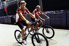 Formel 1 - Ferrari widerspricht: Verletzungs-Spekulationen um Alonso