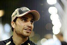 Formel 1 - Ich liebe die Formel 1: D�Ambrosio hofft weiter auf Cockpit 2013