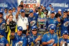 NASCAR - Bilder: Geico 400 - 27. Lauf