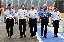 Formel 1 - FIA: 5-Sekunden-Strafe ein voller Erfolg
