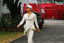 Formel 1 - So l�uft es eben nicht: Rosberg: Auf die Spitze fehlt noch viel