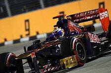 Formel 1 - Fortschritte �ber Nacht: Vergne & Ricciardo mit Qualifying zufrieden