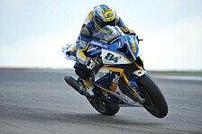 Superbike - Erfahrung, Zielstrebigkeit und St�rke: Fabrizio f�hrt 2013 f�r die Red Devils