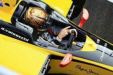 Formel 1 - Italien braucht wieder einen starken Mann: Valsecchi: Ich verdiene eine F1-Chance