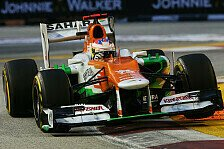 Formel 1 - Die Dinge laufen in die richtige Richtung: Di Resta will f�r ein Werksteam fahren