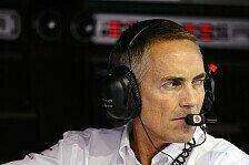 Formel 1 - Volle Attacke in den letzten sechs Rennen: Whitmarsh: Titel noch m�glich