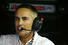 Formel 1 - Einf�hrung des V6-Turbos lang genug hinausgez�gert: Whitmarsh: Hersteller lieben den Sport nicht