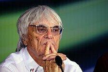 Formel 1 - Eher 19 statt 20 Rennen 2013: Ecclestone will diese Woche N�rburg-Entscheid