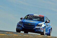 WTCC - Chevrolet-Doppelsieg beim Heimspiel: Yvan Muller gewinnt ersten Lauf in Sonoma