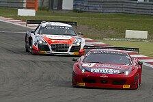 Blancpain GT Serien - Erster Sieg in einem Championship-Rennen : Ferrari gewinnt Hauptrennen