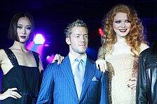 Formel 1 - Bilder: Singapur GP - Amber Lounge Fashion Show