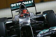 Formel 1 - Bilderserie: Schumachers Karriere: Ups & Downs