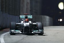 Formel 1 - Ein Blick zur�ck: Video - Tribut an Michael Schumacher