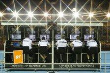 Formel 1 - Brawn trifft die sportlichen Entscheidungen: Lauda & Wolff nicht am Kommandostand