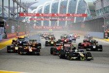 GP2 - Sieben Rennen in Europa, vier in �bersee: GP2-Kalender f�r 2013 ver�ffentlicht