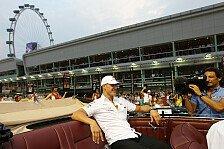 Formel 1 - Der Beste aller Zeiten: Lauda: Schumacher-Diskussionen absurd