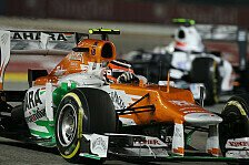 Formel 1 - H�lkenberg Kandidat bei Sauber und Ferrari: Alguersuari bei Comeback nicht mehr ganz sicher