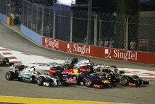 Formel 1 - Kein fairer Start: Grosjean: Lob & Tadel f�r Webber