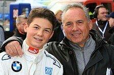 Formel BMW - Fabian Schiller zweitbester Deutscher im Formel BMW Talent Cup: Talent Cup: Schiller nicht ganz zufrieden