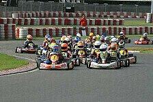 ADAC Kart Masters - F�nfte Saisonveranstaltung: Finale Furioso in Wackersdorf