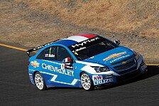 WTCC - Den Titel als Ziel: RML f�hrt mit Muller und Chilton