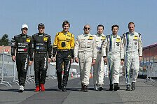ADAC GT Masters - Die Titelkandidaten im ADAC GT Masters