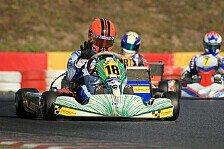 ADAC Kart Masters - Dem Titel auf der Spur: Bronze f�r Dennis Anoschin