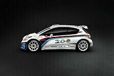 Mehr Rallyes - Peugeot 208 Type R5