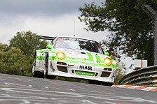 VLN - Solche Dinge k�nnen passieren: Fr�hes Aus f�r den Pinta-Porsche
