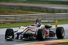 F3 Euro Series - Premierensieg in der Euro Serie: Michael Lewis siegt in Valencia