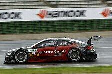 DTM - Audi dominiert - blufft Mercedces?: Mortara mit Bestzeit im 2. Training