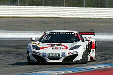 Blancpain GT Serien - Molitor-McLaren mit russischem Gentleman: Baku: Last-Minute-Fahrerwechsel
