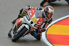 Moto3 - Einige Zwischenf�lle und Probleme: Schwieriger Tag f�r RTG