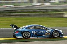 DTM - Merhi hadert mit Qualifyingperformance