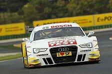 DTM - Offene Fragen beantworten: Audi: Valencia-Test von gro�er Bedeutung