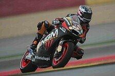 MotoGP - Sofort gut gef�hlt: Edwards kann auch zufrieden sein