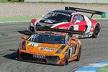 ADAC GT Masters - Rabenschwarze Saison: Raffael Bader: Platz elf am letzten Wochenende