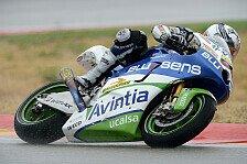 MotoGP - Laverty und Hernandez starten f�r das britische Team: PBM best�tigt Fahrer f�r 2013