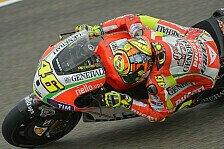 MotoGP - Wichtig, es versucht zu haben: Rossi stellt klar: Habe Ducati-Wechsel nie bereut