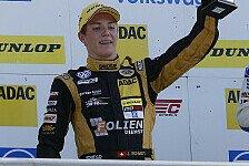 ADAC Formel Masters - Zwei vierte und ein zweiter Platz bescheren Gesamtrang drei : Schmidt feiert dritten Gesamtrang