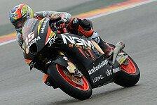 Moto2 - Sepang: De Angelis gewinnt, Marquez stürzt