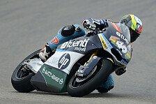Moto2 - Redding vor Marquez Zweiter: Pole f�r Espargaro in Malaysia