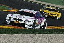 DTM - Bilderserie: Daten und Fakten zum BMW-Comeback