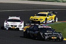 DTM - Das schwarze Biest br�llt wieder: Video - BMW: Titel-Verteidigung im Visier