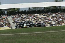 ADAC GT Masters - Die Reifen am Leben gehalten: Fahrer- und Teamtitel f�r MS Racing