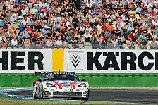 ADAC GT Masters - �nderung der Fahrzeugeinstufung tr�bt Finalwochenende: Knapp verpasster Meistertitel f�r Callaway