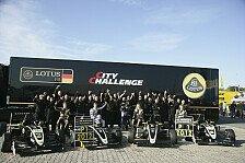 Formel 3 Cup - Ausbildungsschmiede f�r Lotus: Timo Rumpfkeil